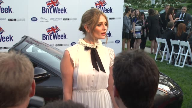 clean the launch of the seventh annual britweek festival a salute to old hollywood los angeles ca united states 4/23/13 - vinnie jones stock videos & royalty-free footage