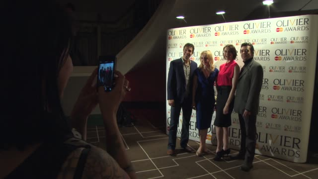 ATMOSPHERE The Laurence Olivier Awards nominees announced at The Laurence Olivier Awards nominees announced at Rosewood Hotel on March 10 2014 in...