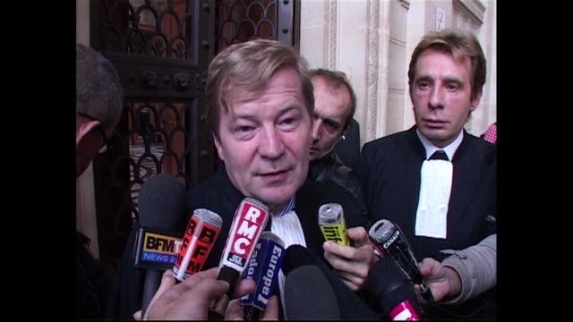 The lawyer of French businessman and former minister Bernard Tapie has been detained for questioning for his role in a the sale by his client of the...