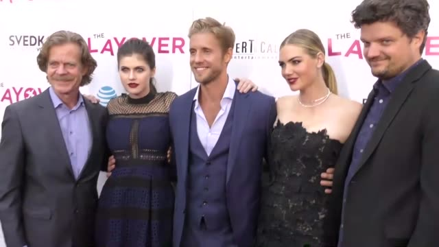 'The Layover' Cast at the 'The Layover' Premiere at ArcLight Cinemas on August 23 2017 in Hollywood California
