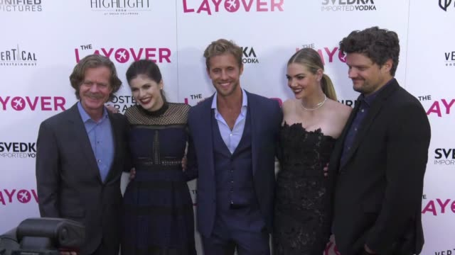 CLEAN 'The Layover' Premiere in Los Angeles CA