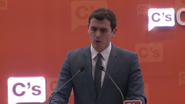 The leader of new Spanish centre right party Ciudadanos Albert Rivera on Wednesday called for talks to form a pact with the conservative Popular...
