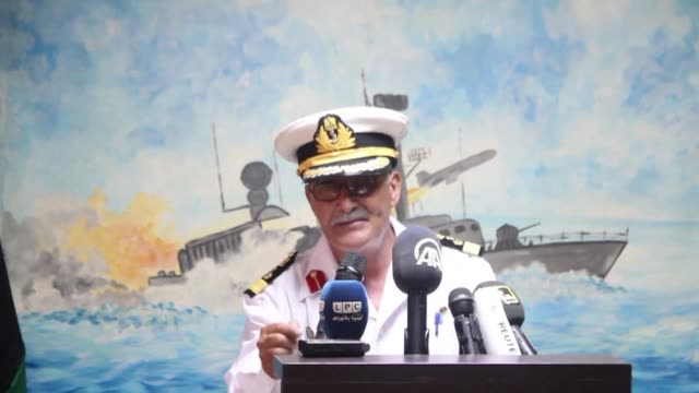 The Libyan navy on Thursday ordered foreign vessels to stay out of a coastal search and rescue zone for migrants headed for Europe a measure it said...
