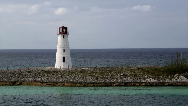 The lighthouse aerial