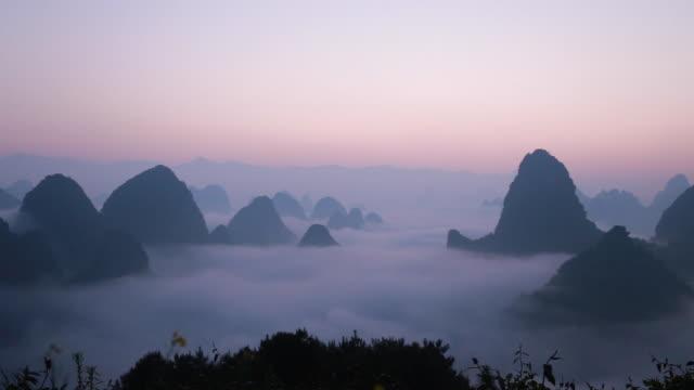 Lijiang-Fluss-Meer der Wolken