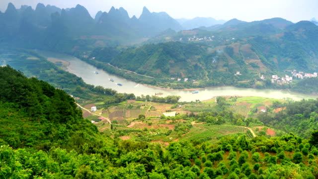 Der lijiang river waterway