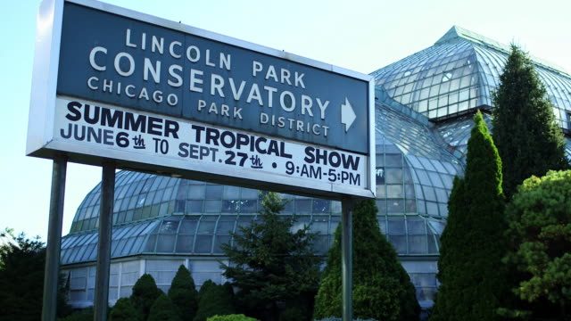 The Lincoln Park Conservatory