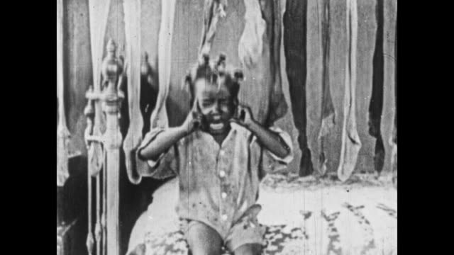 1926 the little rascals believe in the power of positive thinking - 1926 stock videos & royalty-free footage
