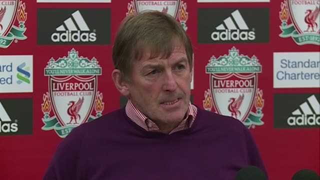 The Liverpool Manager attacks the FA over perceived prejudice against his side and particuarly striker Luis Suarez Dalglish also claims the FA's...