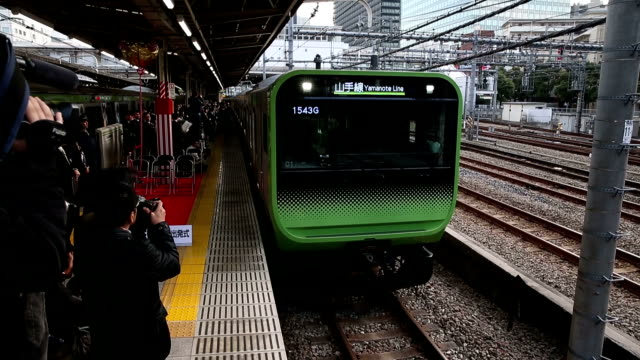 the long-awaited and much-hyped new train model for the bustling yamanote line in central tokyo experienced a series of malfunctions that forced a... - felmeddelande bildbanksvideor och videomaterial från bakom kulisserna