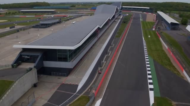 the long-term future of the british grand prix will be left hanging precariously in the balance on tuesday with silverstone's owners poised to... - formula one racing stock videos & royalty-free footage