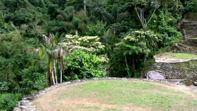 vidéos et rushes de hd : la cité perdue - colombie