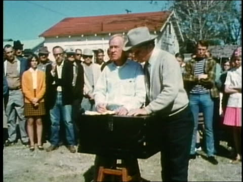 1969 'the lottery' part 2 - lottery stock videos & royalty-free footage
