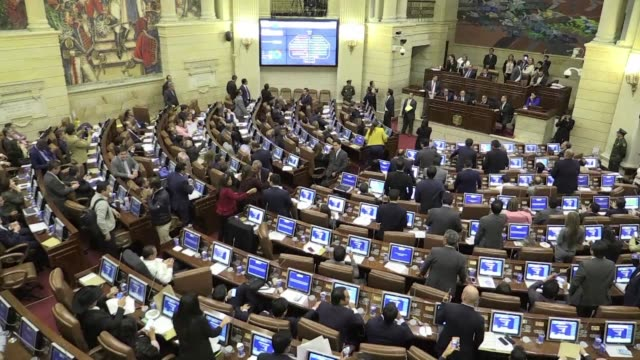 The lower house of the Colombian parliament rejects President Ivan Duque's plans to reform the Special Jurisdiction for Peace which was set up under...