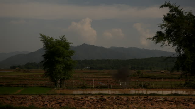 the mag searches for and safely detonates mines and unexploded bombs in laos - 爆発物点の映像素材/bロール