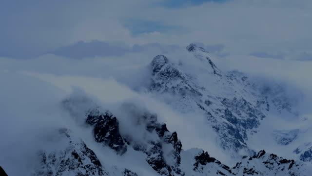 The magnificent Mount Titlis in Switzerland Engelberg