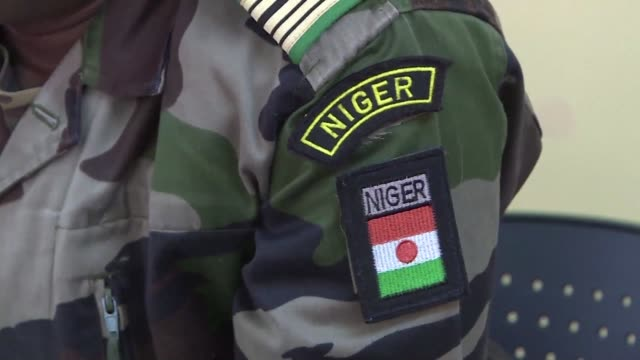 the maiden mission of a counterterrorism force that aims to tackle jihadist groups in the troubled sahel experienced logistical problems but they are... - counter terrorism stock videos & royalty-free footage