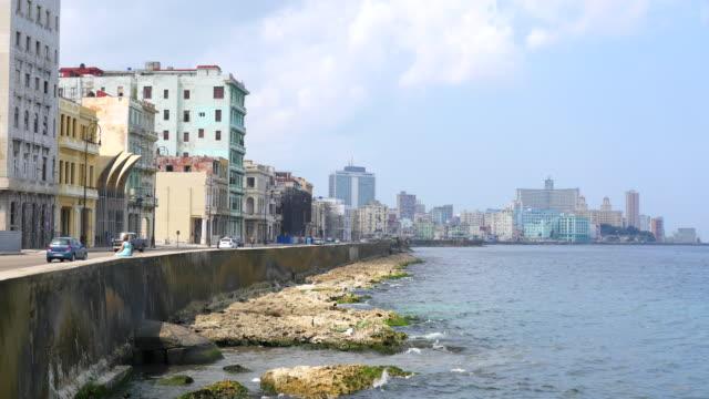 The Malecon, Havana, Cuba