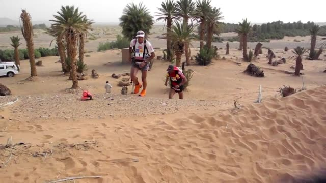 The Marathon des Sables is a sixday 254 km ultramarathon which is the equivalent to six regular marathons This multiday race is held every year in...