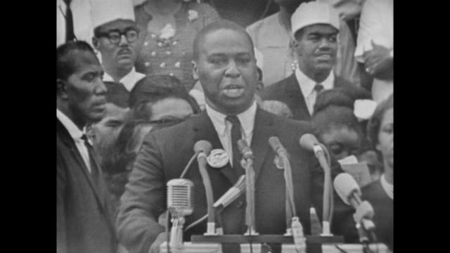 the march on washington - 1963 stock videos & royalty-free footage