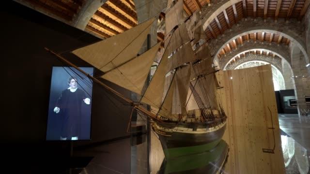 ESP: Maritim Museum Reopens In Barcelona