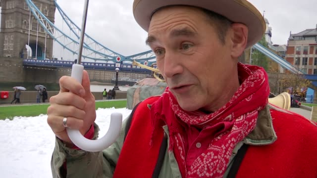 the mark rylance interview mark rylance interview sot - mark rylance stock-videos und b-roll-filmmaterial