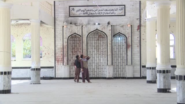the massacre at a kabul mosque last week highlighted the vulnerability of the country's shiite minority increasingly the target of the sunni islamic... - vulnerability stock videos and b-roll footage