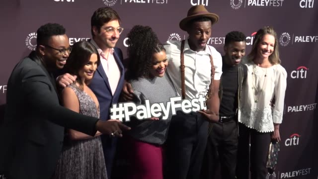 'The Mayor' cast at The Paley Center For Media's 11th Annual PaleyFest Fall TV Preview of 'The Mayor' on September 09 2017 in Beverly Hills California