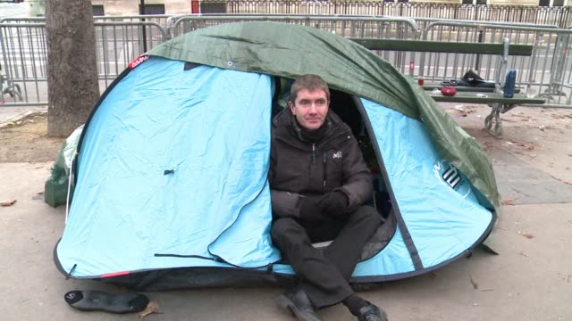 The mayor of a French town is five days into a hunger strike in front of the National Assembly in protest at what he claims is severe underfunding...