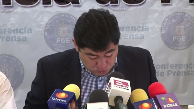 the mayor of a mexican city where 43 students vanished after a deadly police attack is wanted for negligence for preferring to attend a party instead... - thursday stock videos & royalty-free footage