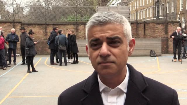 The Mayor of London talks of new measures to improve London's air quality attacks policing cuts and shares what he hopes the outcome of the...