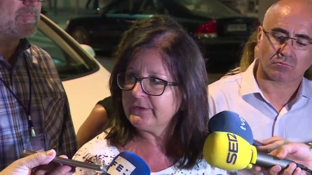 the mayor of the spanish resort town of cambrils says the situation is under control after police shot dead five attackers some of whom they said... - cambrils stock videos & royalty-free footage