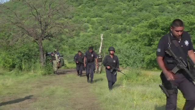 the mexican government has tried for years to bring peace to michoacan but murders are on the rise again this year - michoacán video stock e b–roll
