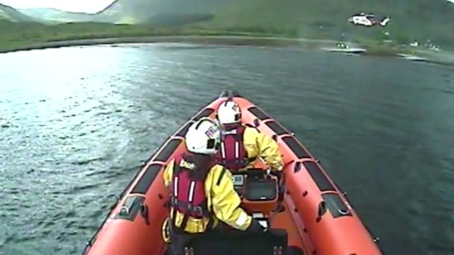 the middleaged man was spotted being pulled by the tide through narrow waters near kylerhea at around 1pm on monday those on board the vessel made... - hypothermia stock videos and b-roll footage