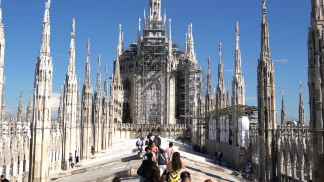 The Milan's Cathedral (Duomo di Milano)