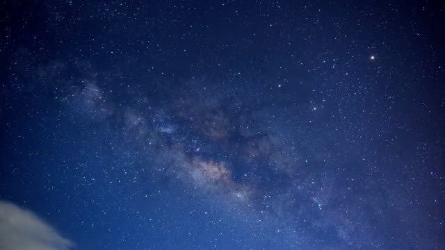 the milky way time lapse 4k - dramatic landscape stock videos and b-roll footage