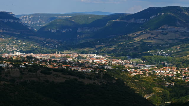 the millau,aveyron, france - viaduct stock videos & royalty-free footage