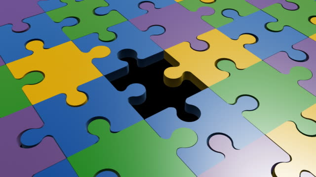 The missing puzzle piece HD