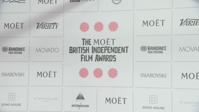 atmosphere the moet british independent film awards 2014 at old billingsgate market on december 07 2014 in london england - audio electronics stock videos & royalty-free footage