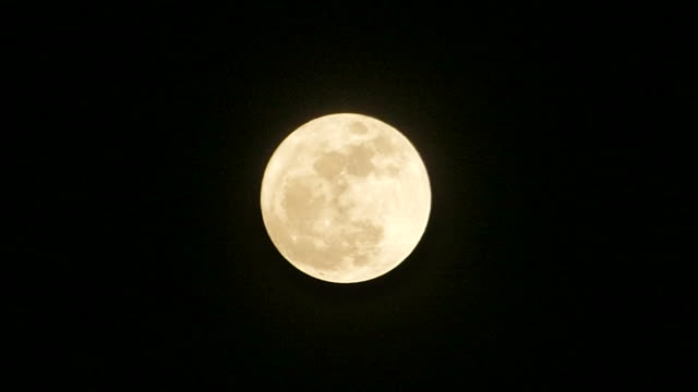 the moon - month stock videos & royalty-free footage