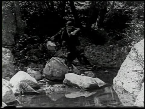 vídeos de stock e filmes b-roll de the moonshiner - 7 of 14 - veja outros clipes desta filmagem 2464