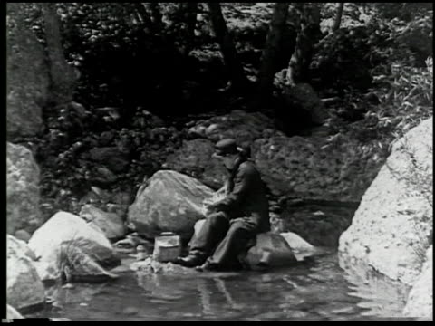 the moonshiner - 8 of 14 - ヒルビリー点の映像素材/bロール
