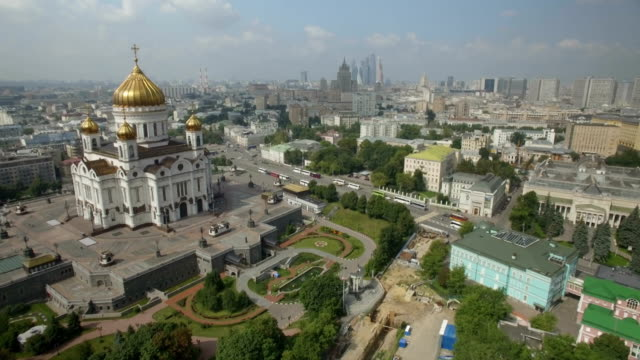 the moscow kremlin / moscow, russia - moskau stock-videos und b-roll-filmmaterial