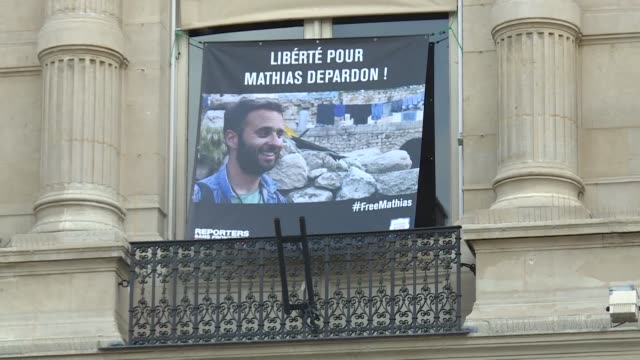 the mother of detained photojournalist mathias depardon prepared to visit her son in turkey where he has been held for nearly a month - photojournalist stock videos & royalty-free footage