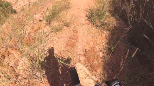 vídeos y material grabado en eventos de stock de la montaña bike - mountain bike