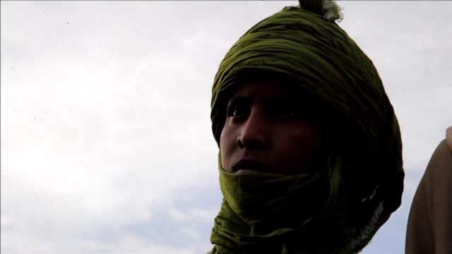 the movement for oneness and jihad in west africa has controlled the town of gao in northern mali for several weeks now gao mali - jihad stock videos & royalty-free footage