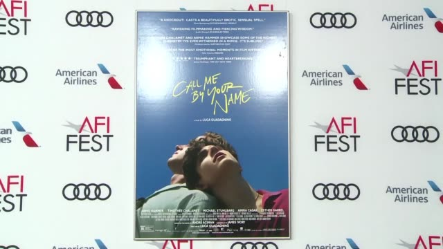 the movie call be your name is among the nominees for the best movie oscar which will be handed out on march 4 in hollywood - call me by your name stock videos & royalty-free footage