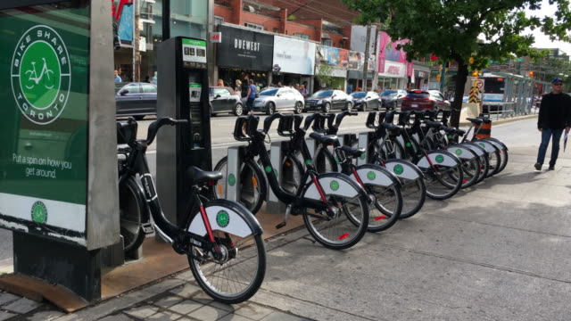 The municipal government of Toronto announced that they were expanding the Bike Share program due to its success and acceptance in the city