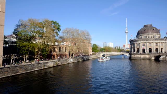 Die Museumsinsel im Zentrum Berlins