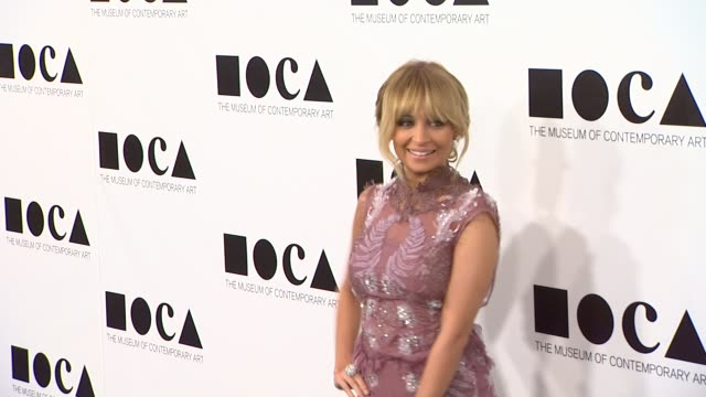 the museum of contemporary art los angeles presents the annual moca gala los angeles ca united states 11/12/11 - los angeles museum of contemporary art stock videos and b-roll footage